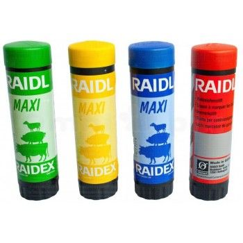Merkstiften Raidl (diversen kleuren) - 1079