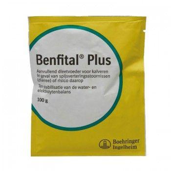 Benfital PLUS 24 sachets 100 gram - 1106