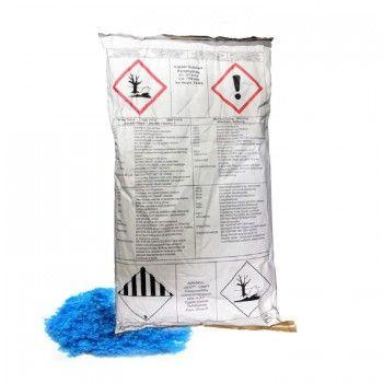 Kopersulfaat Fijn Kristal +AC Feed zak 25 kilo - 1203