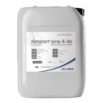 Kenostart SD Dip-Spray op basis van jodium 20 liter. - 1369