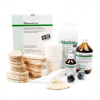 Technovit 6091 met versneller 10 behandelingen - 1613