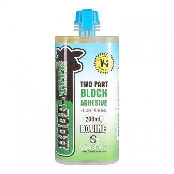 Hoof -tite 2-Componentenlijm 200 ml. - 1663