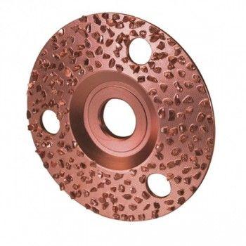 Hoefslijpschijf Gbel- diameter 115 mm. - 1687