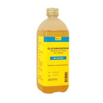 Gluca -Magnesium Infuus 500 ml. - 1796