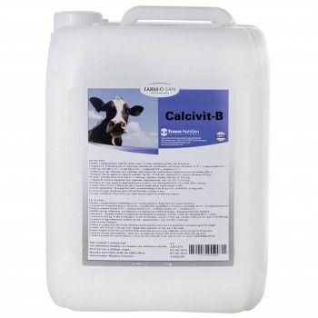 Farm-O-San Calcivit -B 5 liter - 1802