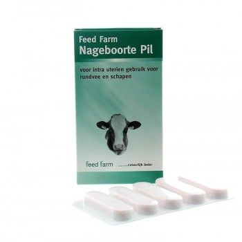 Homeopatische Nageboorte Capsule - 1996