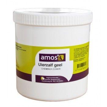 Amos Uierzalf geel 800 gram - 2030