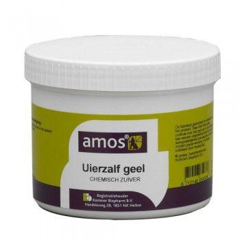 Amos Uierzalf geel 400 gram - 2032