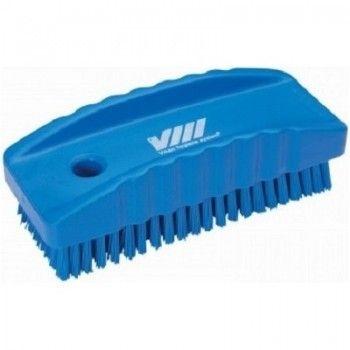 Vikan Hygiene 64403 Nagelborstel blauw - 216