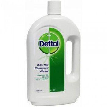 Dettol Desinfectie 1 liter - 2520