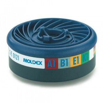 9400 Moldex EasyLock gasfilter A1B1E1K1 - 2535