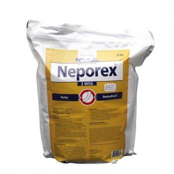 Neporex 2 WSG madenbestrijding 5 kilo - 2674