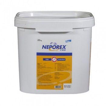Neporex 2 WSG madenbestrijding emmer 20 kilo - 2675