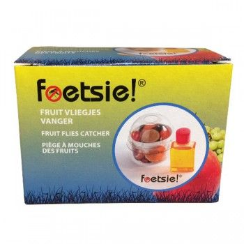 Fruitvliegjes vanger Foetsie! - 2742