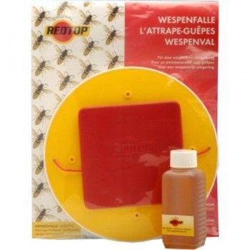 RedTop Wespenval incl. lokmiddel - 2767