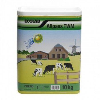 Ecolab Allpass totaal wasmiddel 10 kilo - 2874