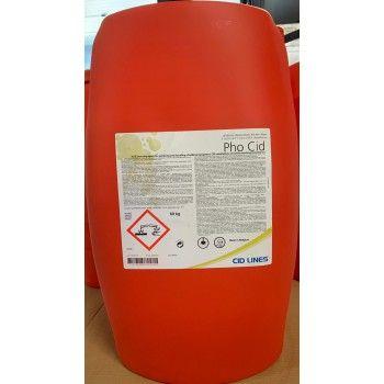 PHO-CID Zuur Reinigingsmiddel 60 kilo - 3014