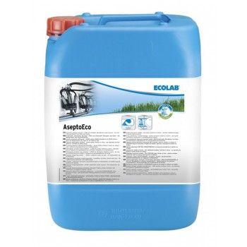 Ecolab Asepto  ECO  (v.h. Duolit A)  Chloorvrije Reiniging 26 kilo - 3157