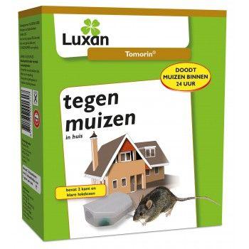 Luxan Tomorin 2x10 gram (Nieuwe bestrijdingsmethode met snel resultaat) - 3276