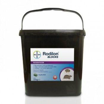 Rodilon blocks 3 kilo (15 gram) - 3673