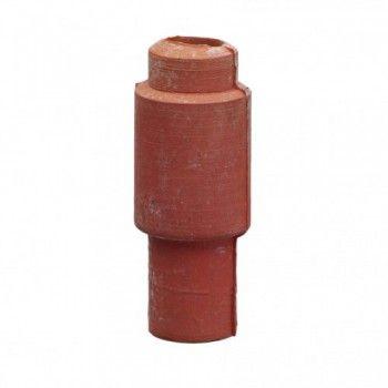 Pillenschieter mondstuk rubber voor schapen - 3759
