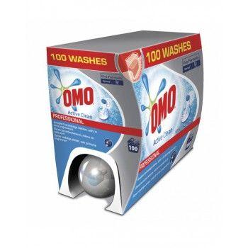 Omo Pro Formula Wasmiddel Active Clean 7,5 Liter - 3858