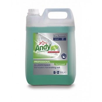 Andy Pro Formula Allesreiniger Vertrouwd  5 Liter - 3860