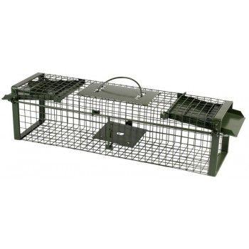 Vangkooi RAT met 2 ingangen (60x17,5x16,5 cm) - 3995