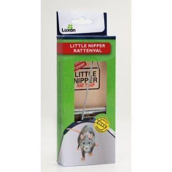 Luxan Rattenval Little Nipper - 4036