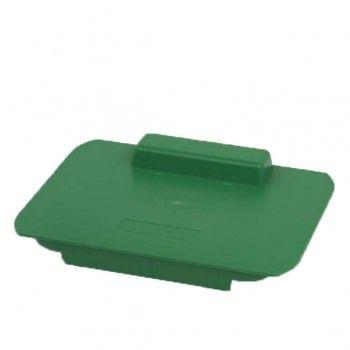 Hiko Deksel voor speenemmer kalf groen - 4196