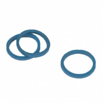Speenemmer afdichtring Hiko blauw 5 mm - 4201