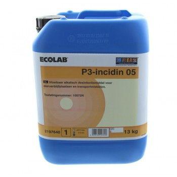 Ecolab P3 -Incidin 05 - 4457