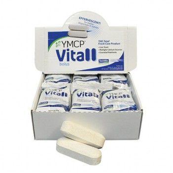 TechMix YMCP Vitall bolus 12 Behandelingen - 4473