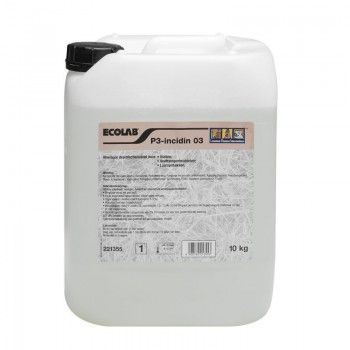 Ecolab P3 -Incidin 03 - 4499