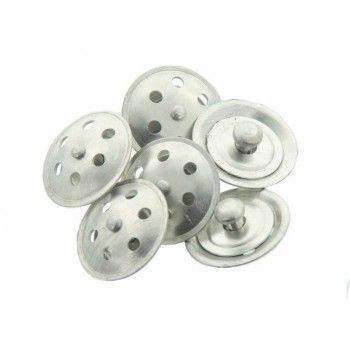 Terugslagklep aluminium voor lambar-speen bruin - 4570