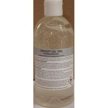 Densept Desinfectie Gel 70% -500 ml - 4662