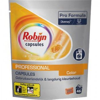 Robijn Wasmiddel Capsules Color 46 Stuks - 4689