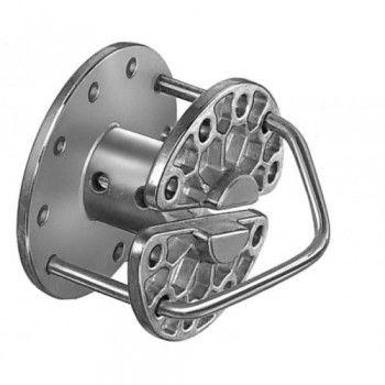 Draadspanner roterend 2 stuks - 4793