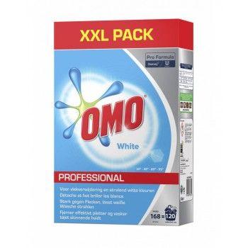 Omo Waspoeder Professional White 8.4 kilo - 4843