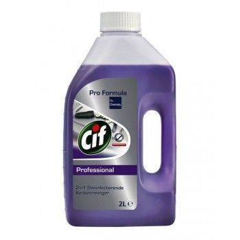 Cif Pro Formula 2in1 desinfecterende keukenreiniger 2 liter - 4847
