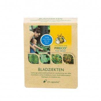 Pireco Bladziekten 24 capsules - 4925
