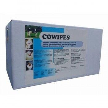 Cowipes vochtige uierdoekjes (navulverpakking 2 rollen 900 vel) - 4944