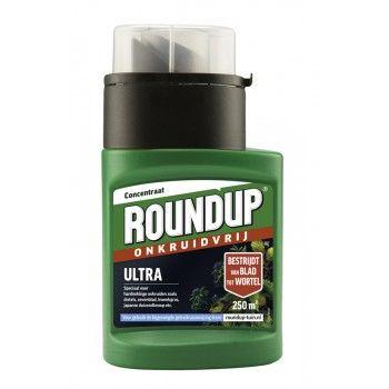 Roundup ULTRA hardnekkig concentraat 125 ml. - 5170