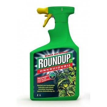 Roundup hardnekkig kant en klaar extra Sprayer 1 ltr - 5178