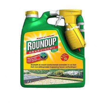 Roundup Kant en Klaar Spray 3 liter - 5182