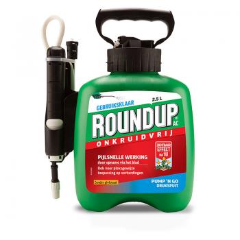 Roundup Natural Kant en Klaar 2.5 Liter Drukspuit - 5196