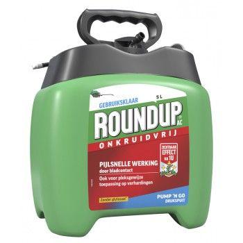 Roundup Natural Kant en Klaar 5 Liter Drukspuit - 5198