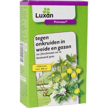 Luxan Primstar -Onkruidbestrijder voor gazons - 40 ml - 5202