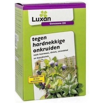 Luxan Genoxone ZX Concentraat - Onkruidbestrijding - 250 ml - 5206
