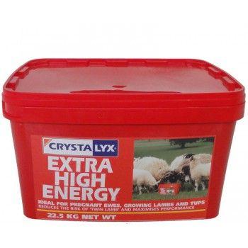 Crystalyx Extra High Energy - 5345